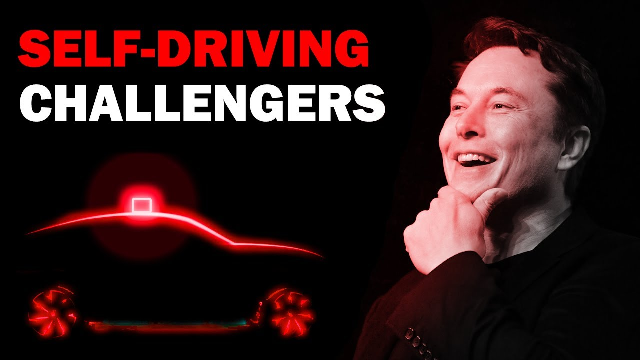 Who Can Challenge Tesla in Self-Driving?