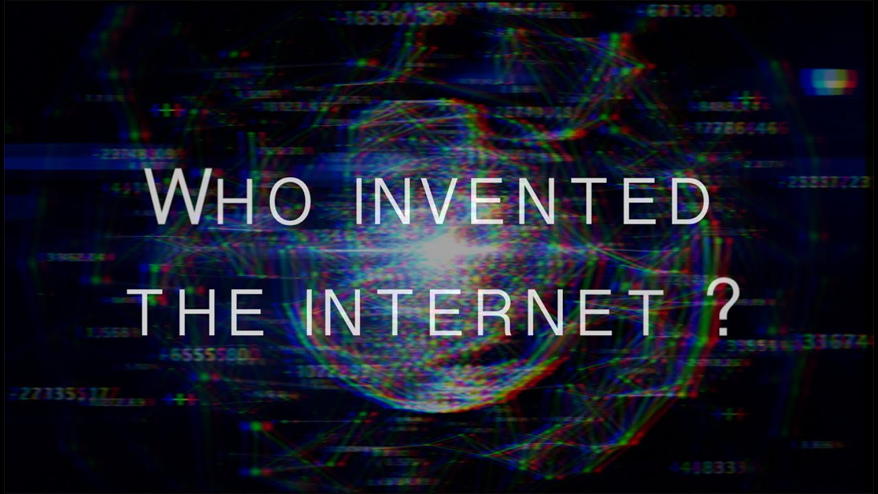 Who invented the internet essay