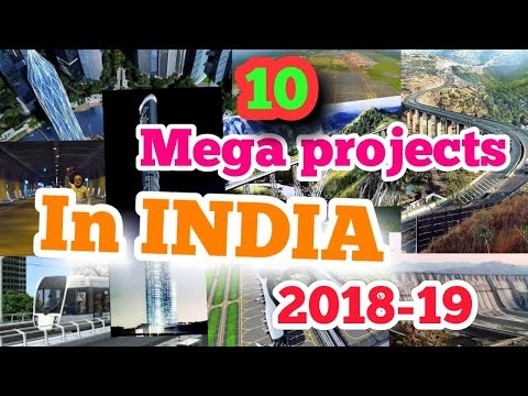 Top 10 Upcoming Mega Projects in India 2018-19 That Will Blow Your Mind 😱 thumbnail