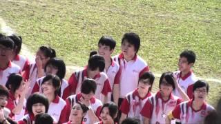 聖伯多祿中學 陸運會 2010-2011-啦啦隊口號創作
