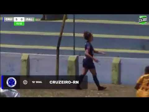 Campeonato Potiguar Futebol Feminino 2019: Cruzeiro de Macaíba 7x0 Palmeira de Goianinha