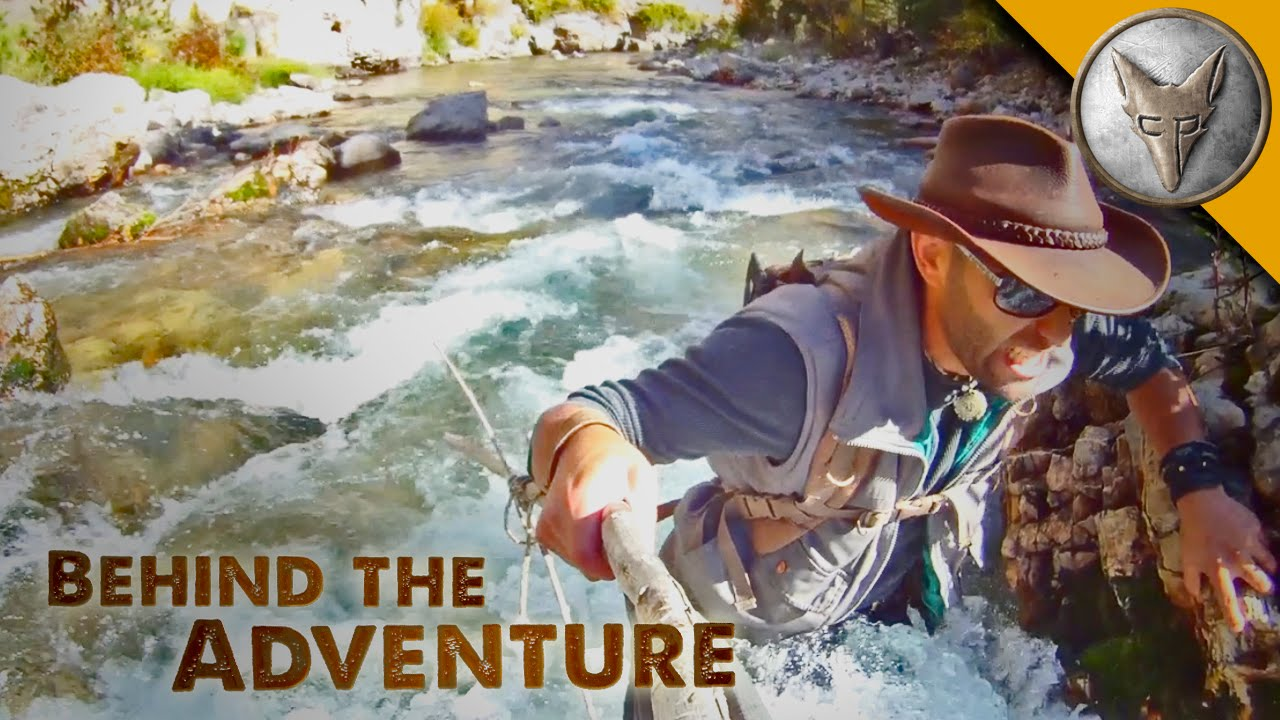 Rainbow Trout - Behind the Adventure