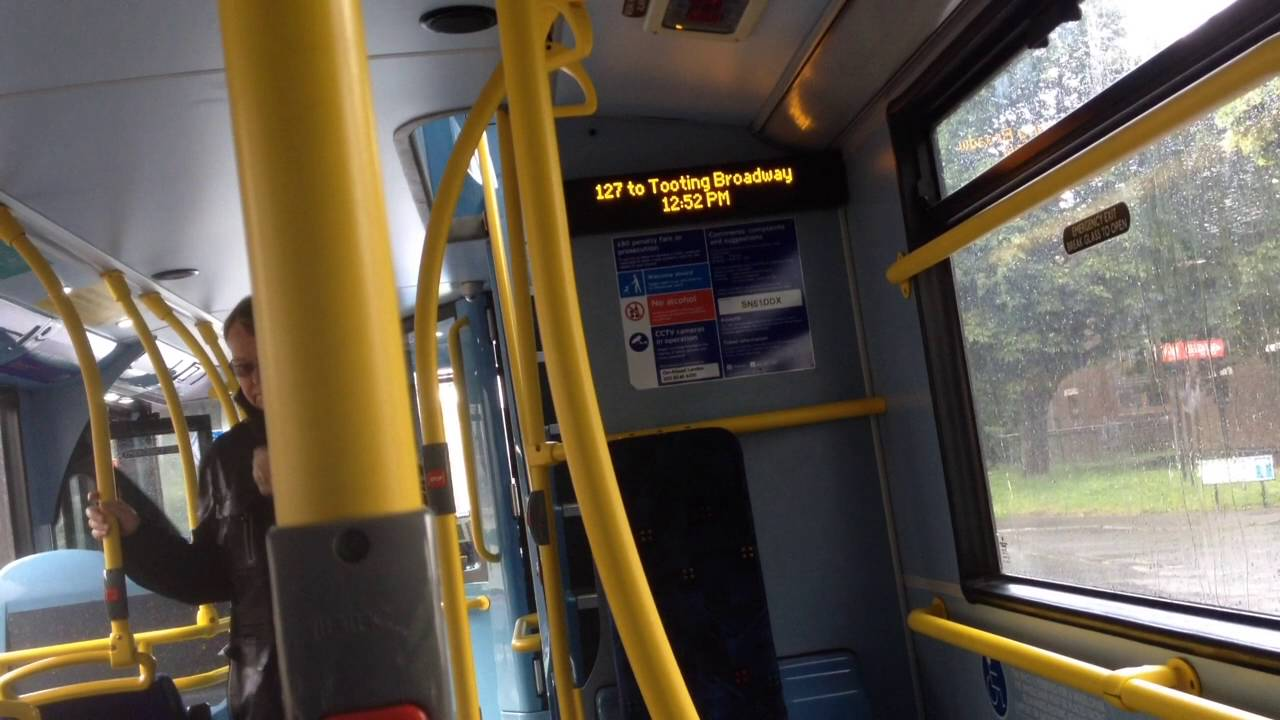 127 bus route - the best bus
