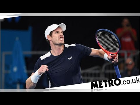 Pain-free Andy Murray confirms plans to extend tennis career