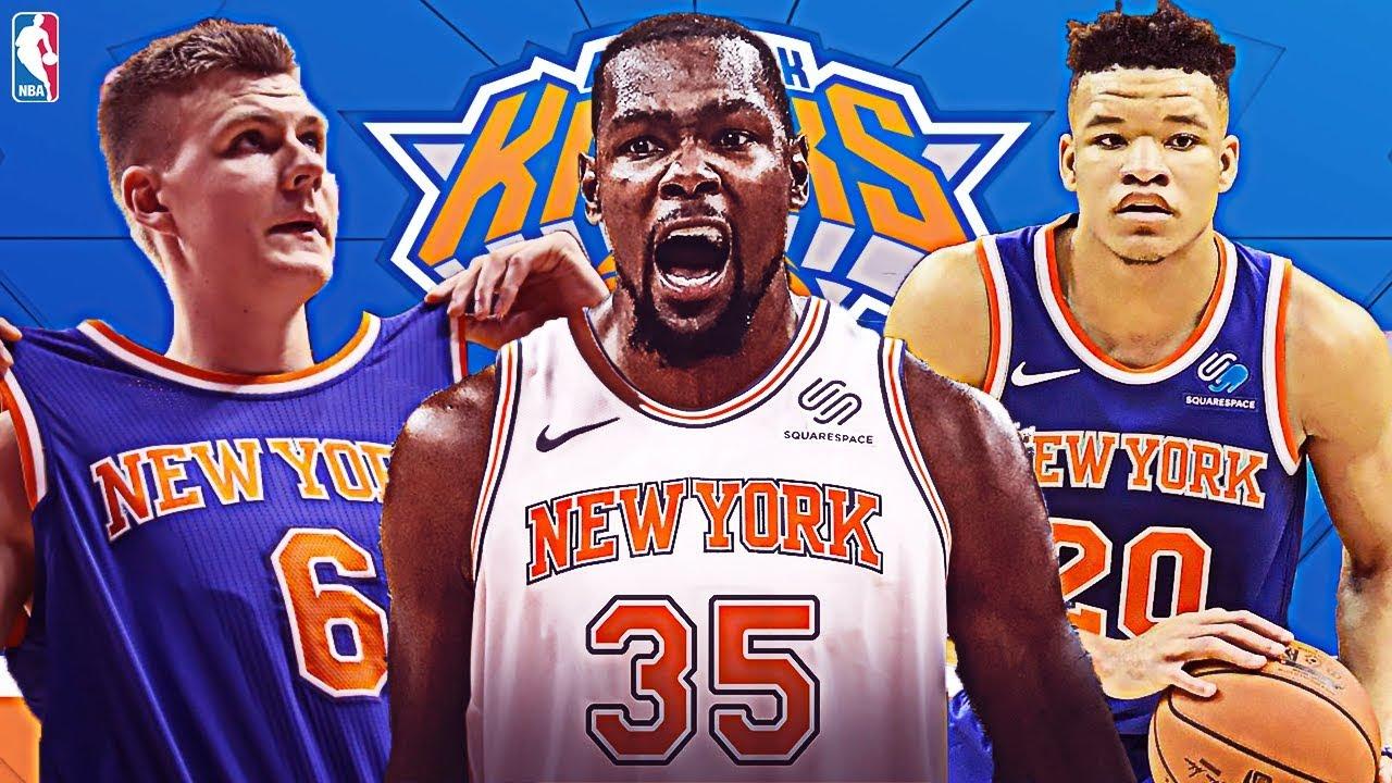 82cc6a5ef1a2 KEVIN DURANT NEW YORK KNICKS REBUILD! NO LONGER A SNAKE  NBA 2K19 MY LEAGUE