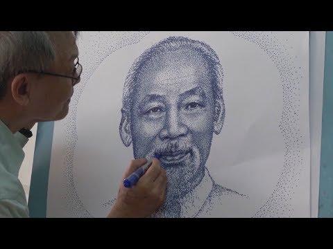 vẽ chân dung lớp 6 tại kienthuccuatoi.com
