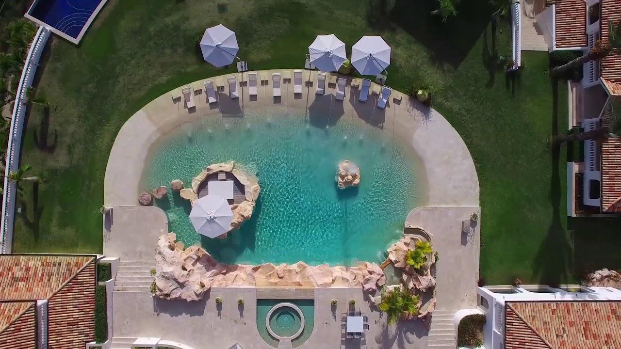 villa sandyline - st. martin villa rentals - youtube