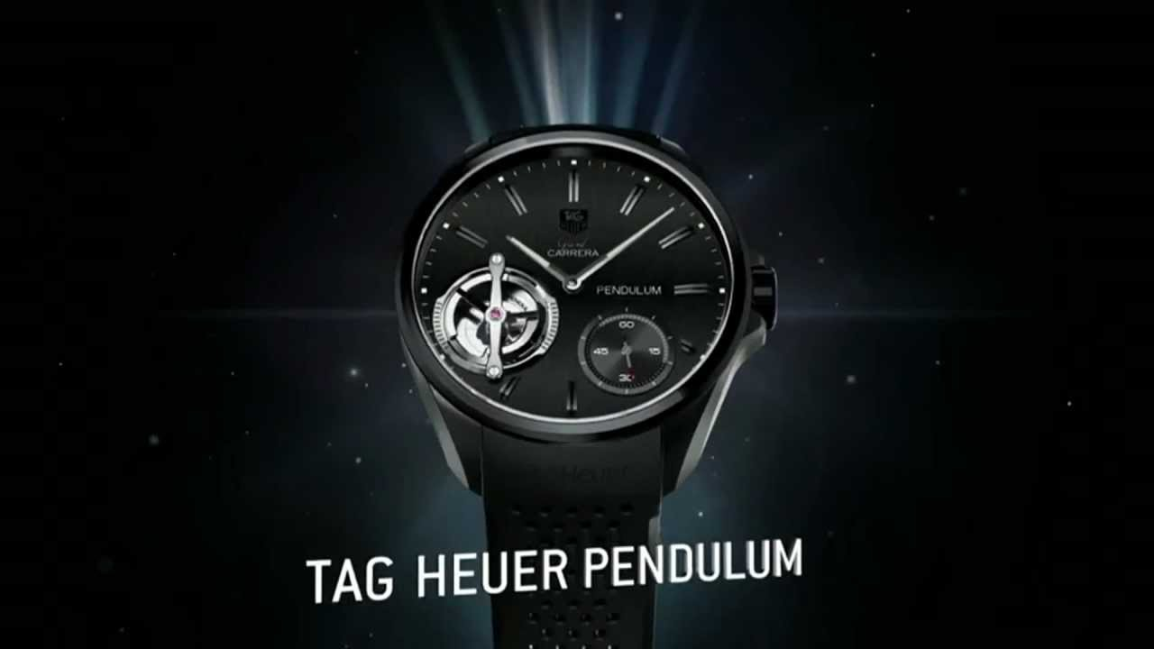 This Tag: TAG HEUER Grand Carrera Pendulum
