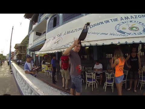 Iquitos Peru Amazon Basin Rainforest Jungles