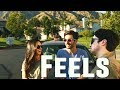 FEELS Calvin Harris Katy Perry Big Sean Pharrell Williams COVER Nick Warner Abby Celso Frank mp3