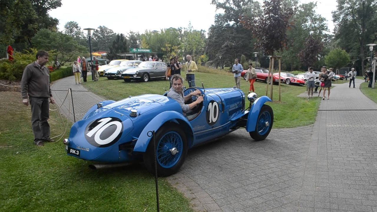 1936 Delahaye Type 135 Sport (135S, Competition) - Conceptcarz