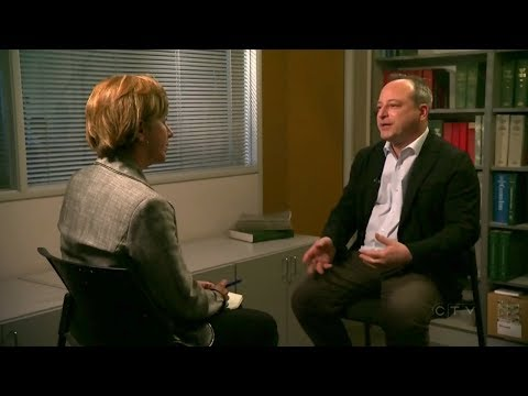 Gebien SHORT Interview with Avis Favaro on CTV National News with Lisa LaFlamme