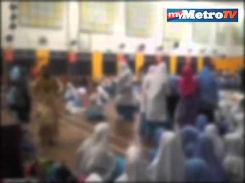 40 pelajar diserang histeria
