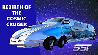 "COSMIC CRUISER - REBIRTH OF THE WORLD""S COOLEST CUSTOM VAN"