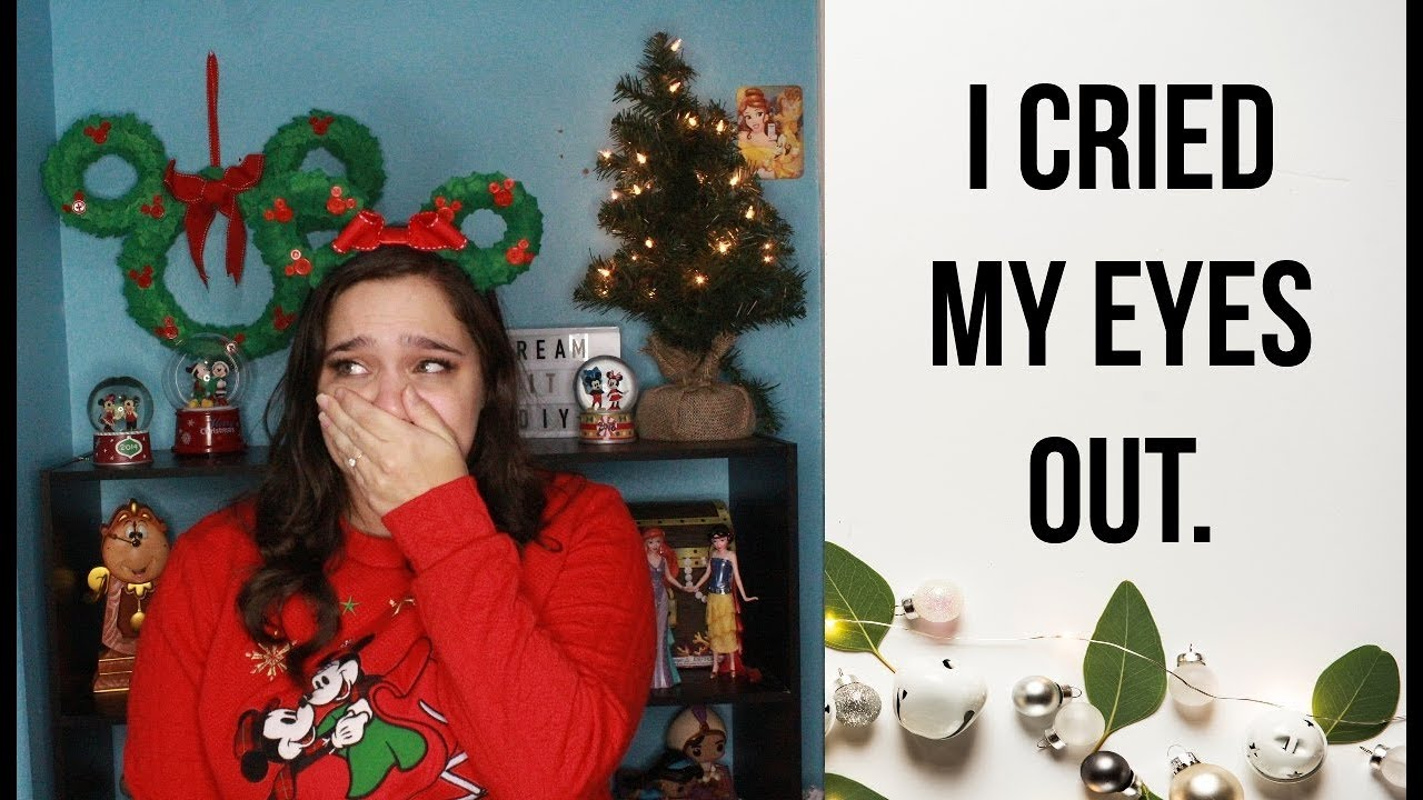 Overly Christmas.Disney Christmas In July Best Friend Unboxing An Overly Emotional Unboxing
