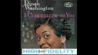 Watch Dinah Washington Take Your Shoes Off Remastered video