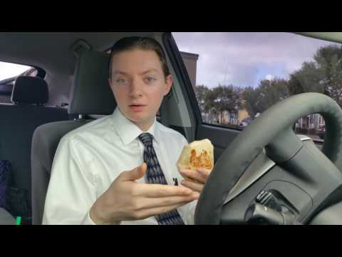 Taco Bell A.M. Crunchwrap - Review