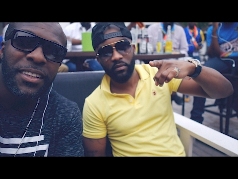Recording with Fally Ipupa and my son's party | vlog #659