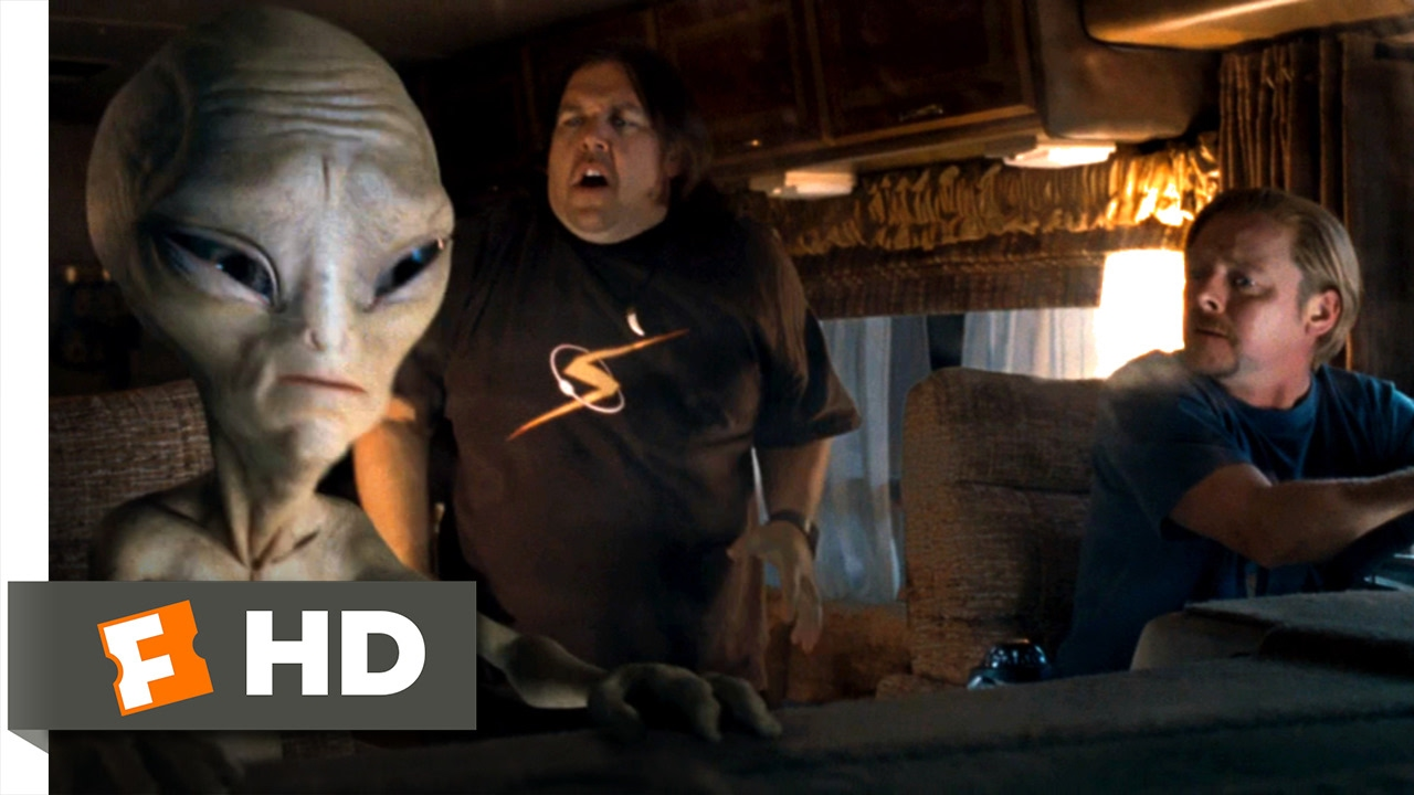Download Paul (2011) - Spaz Attack Scene (1/10)   Movieclips