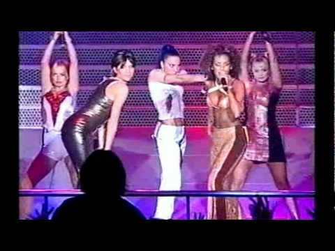 Spice Girls - Who Do You Think You Are (LH SpiceWorld DVD)