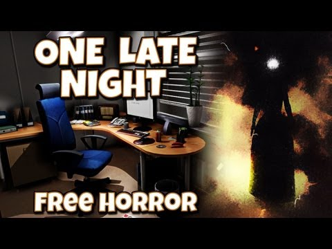 One Late Night  Free Horror Game