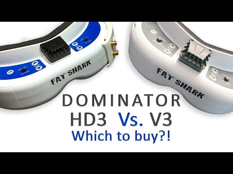 Dominator HD3 vs V3s! Which one should you buy?!