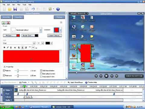 Hướng dẫn sử dụng phần mềm Camtasia Studio 6   YouTube