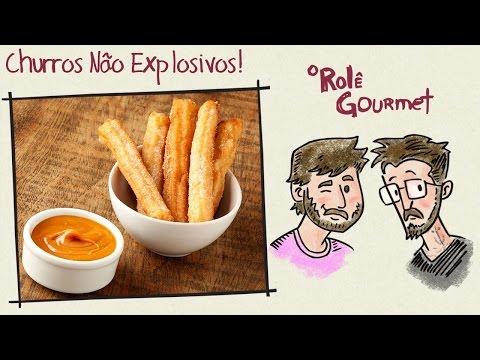 Churros Não Explosivos! Feat. Carlos Bertolazzi
