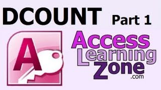Use DCOUNT in Microsoft Access to Count Records, Part 1 of 2