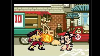 Neo Geo Pocket - Fatal Fury F Contact