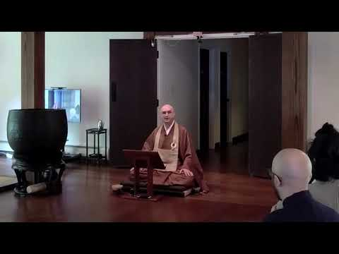From The Bottom of Beecher Lake – Dharma Talk by Chigan Roshi, 6.13.2021