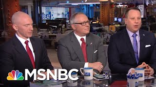 Sam Nunberg: Robert Mueller Asked About Donald Trump Tower Moscow   The Beat With Ari Melber   MSNBC