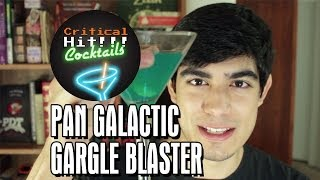 Pan Galactic Gargle Blaster (The Hitchhiker