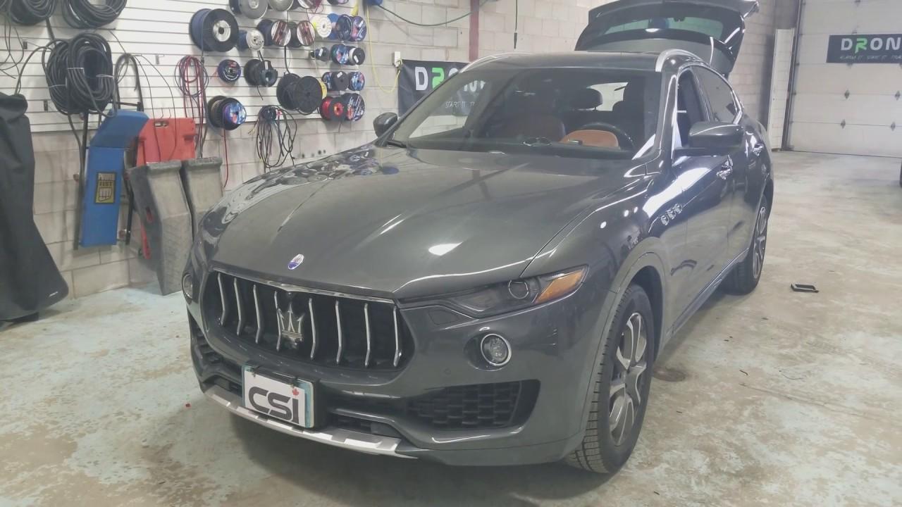 Maserati Levante 360 Dash Cam Blackvue Dr750s 2ch Youtube Fuse Box