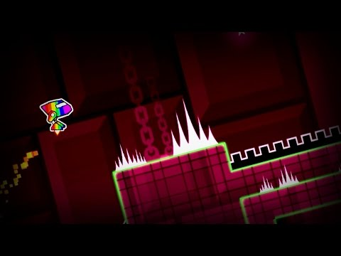 Cant Let Go Plus 100% - By Lilbin (All Coins) (Geometry Dash 2.0)