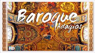 �������� ���� 2 Hours Baroque Adagios | Best Relaxing Classical Music For Studying & Learning ������