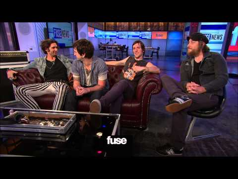 The All-American Rejects Solve Life's Problems