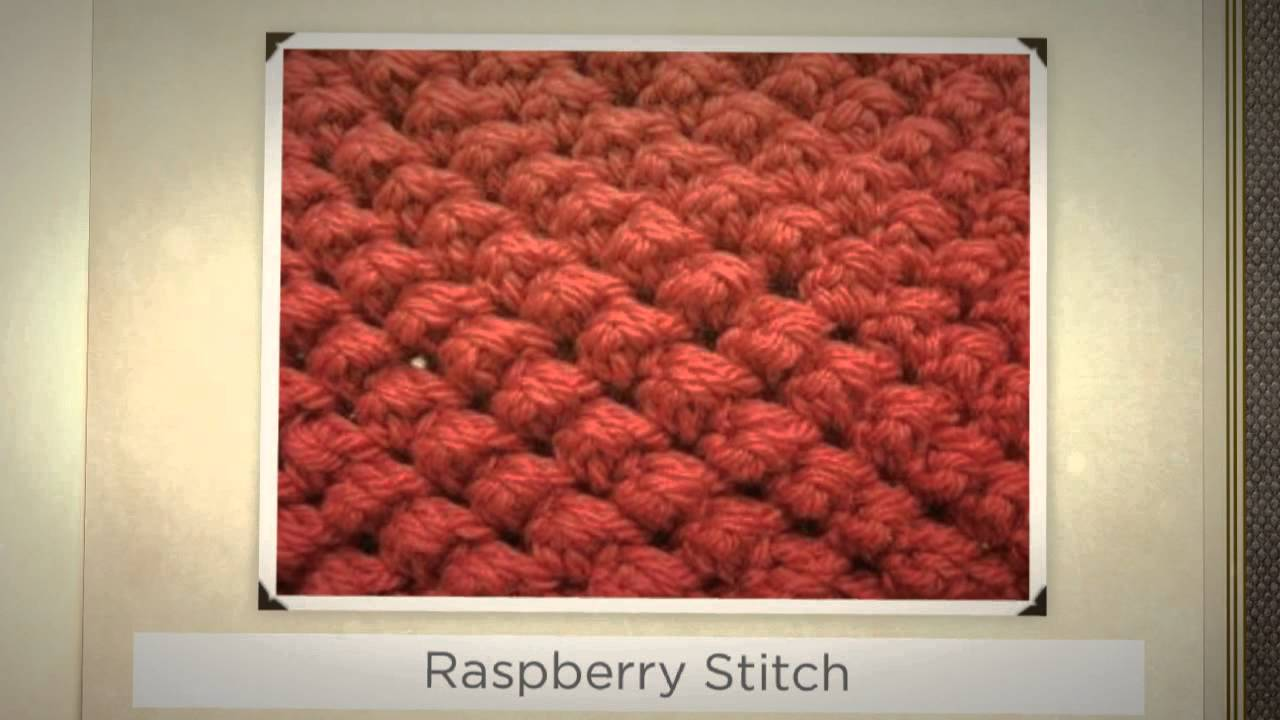 8 Different Crochet Stitches Learn To Crochet Something New Youtube