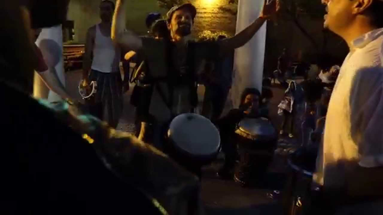 drum circle in nyack at night drum circle in nyack at night barry kornfeld