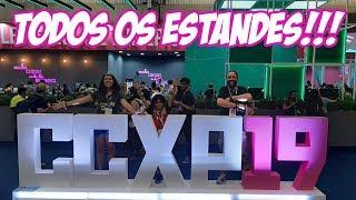 CCXP 2019: TODOS OS ESTANDES! UM GIRO COMPLETO PELA COMIC CON PRA FAZER VOCÊ SE SENTIR AQUI!
