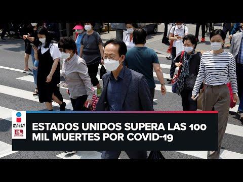 Leve repunte de casos de coronavirus en Corea del Sur/ RESUMEN