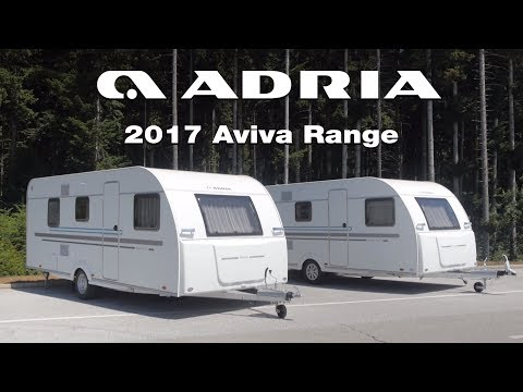 2017 Adria Aviva Product Video
