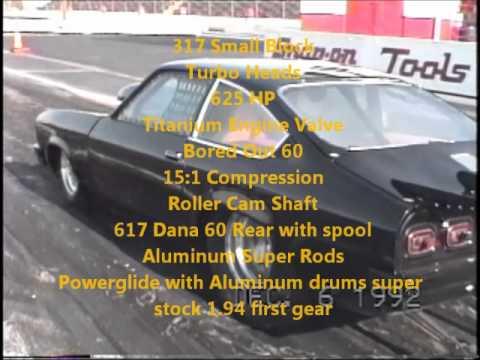 1977 Vega: 7000 RPM Launch