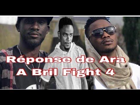 La Réponse De ARA( AKHLOU BRICK) Sur Les Propos De Bril Fight 4