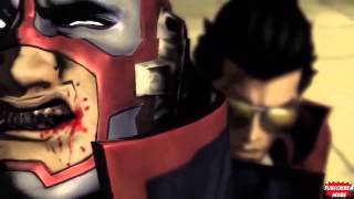 No More Heroes All Cutscenes Movie HD