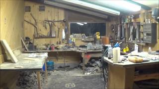 The Backwoods Cabin. Episode 12. Winter Workshop Projects Continue. We Almost Have Cabinets!