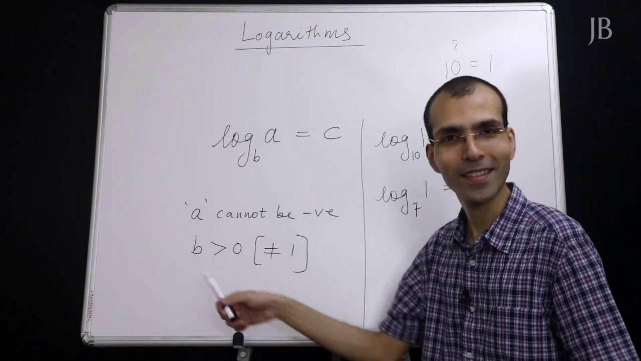 ICSE Class 9 Maths Crash Course: Logarithms