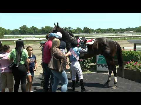 video thumbnail for MONMOUTH PARK 6-23-19 RACE 2