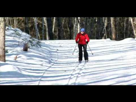 Cross Country Skiing Downhill Terrain Tips