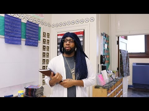 Starrkeisha The Substitute Teacher! 😂💀🔥 | Random Structure TV